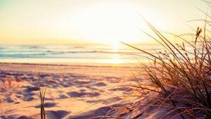 Beach time on the Gold Coast, Australia